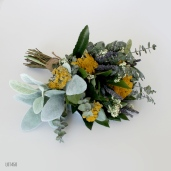 Wildflower Dried Wedding Bouquet