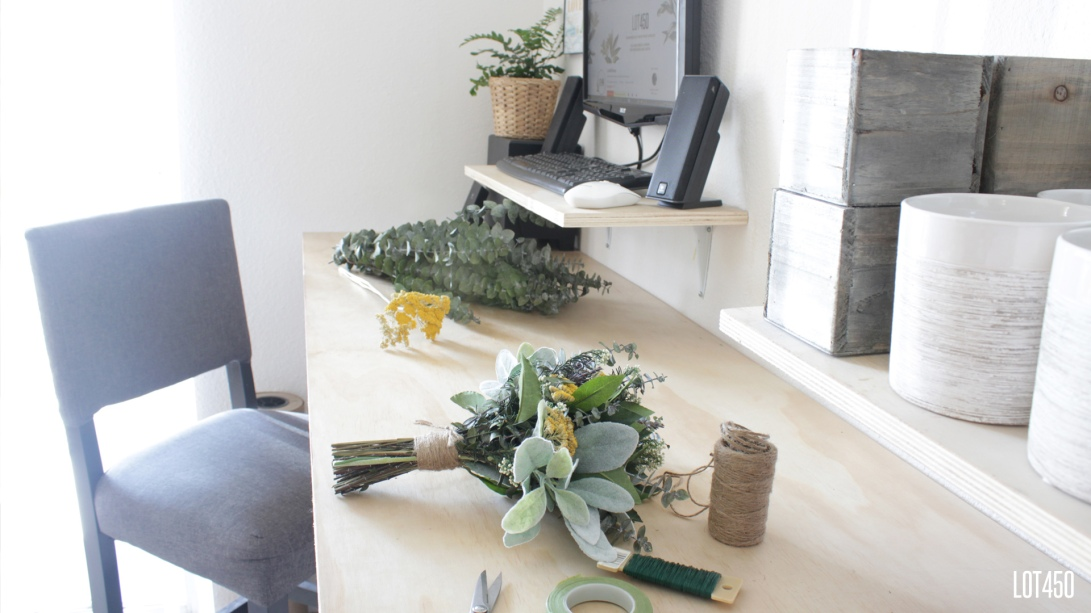 Lot 450 Maker Studio Work Space