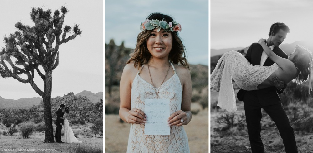 JoshJoshua Tree Wedding